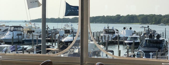 The Beacon is one of Sag harbor.