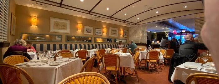 Island Restaurant is one of 🍴 been.