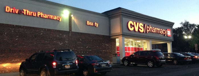 CVS pharmacy is one of Orte, die Crystal gefallen.