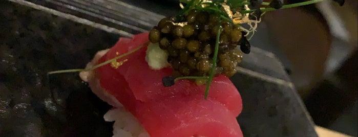 Sushi Ishikawa is one of Newer Japanese.