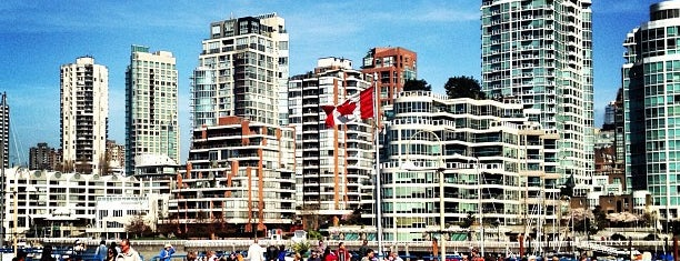 Granville Island is one of Vancouverite - Best Places In and Around Vancouver.