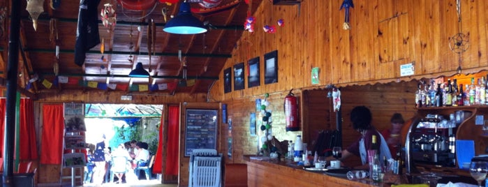 Xiringuito is one of Sitios con cambiadores para bebé.