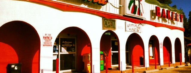 La Mexicana Bakery is one of Austin.