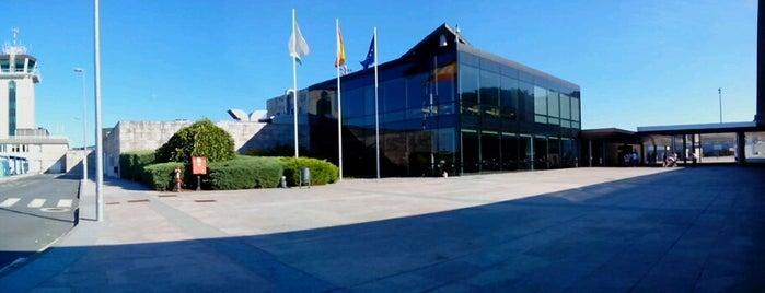 Aeropuerto de A Coruña (LCG) is one of Airports Worldwide....