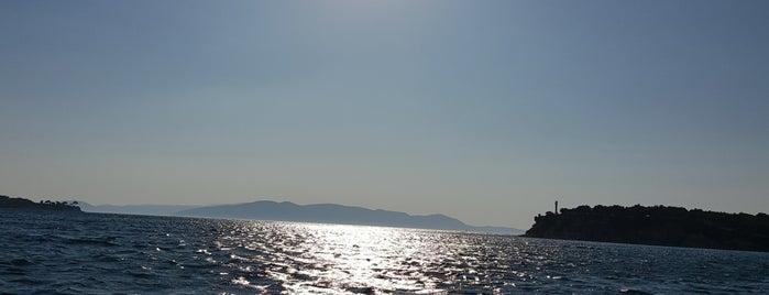 Kalem Adası is one of Türkiye'nin Pek Bilinmeyen 5 Saklı Cenneti.