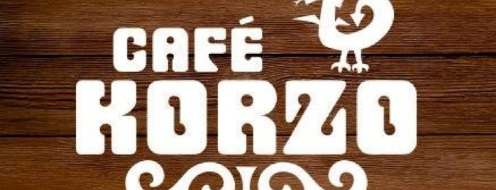 Café Korzo is one of Tempat yang Disukai Martin.
