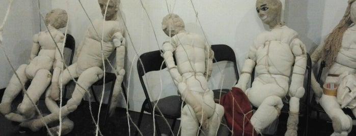 Центр сучасного мистецтва «Дах» is one of Locais salvos de Andrey.