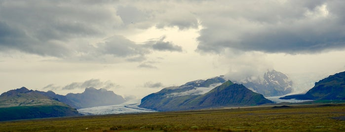 Skaftafell is one of Iceland Stopover - Winter 2017.