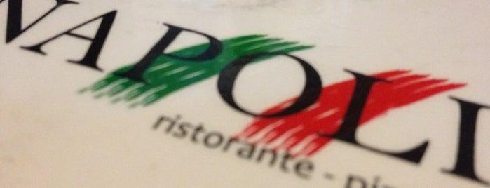 Napoli is one of Pizzerías Para Festejar 11/11.