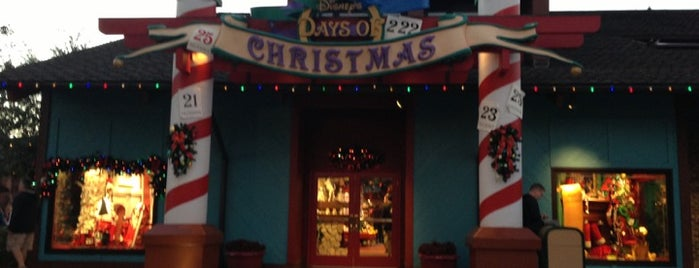 Disney's Days of Christmas is one of Downtown Disney Guide by @bobaycock.
