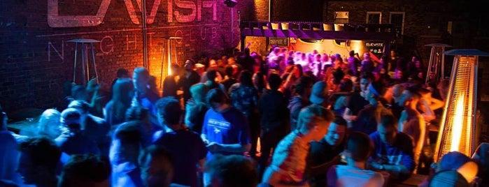 LAVISH Nightclub is one of Gay Bars I Love.
