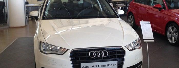 Audi Başaran Antalya is one of Uğur🔞さんのお気に入りスポット.