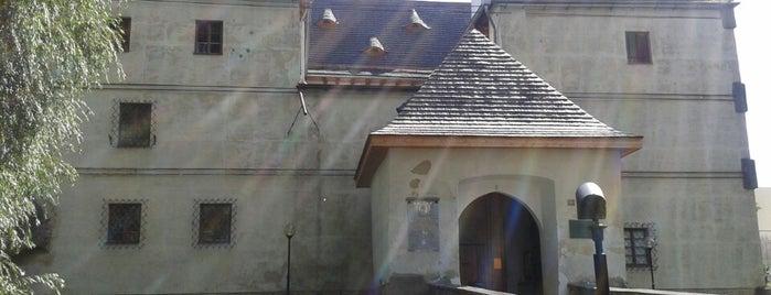 Vodní tvrz | Vlastivědné muzeum Jesenicka is one of jeseniky.