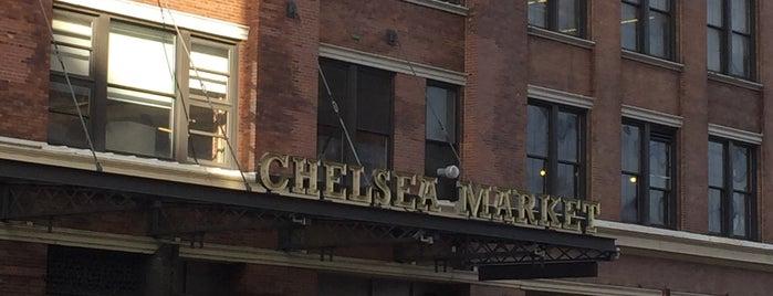 チェルシーマーケット is one of New York //.