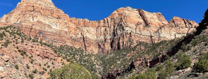 Watchman Trail is one of Utah + Vegas 2018.