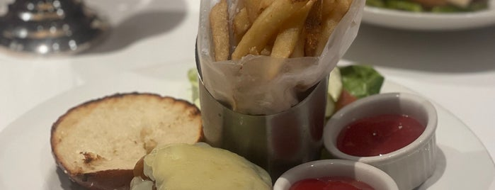The Capital Grille is one of Food.