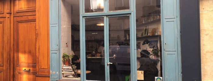 Boot Café is one of Paris for foodies.