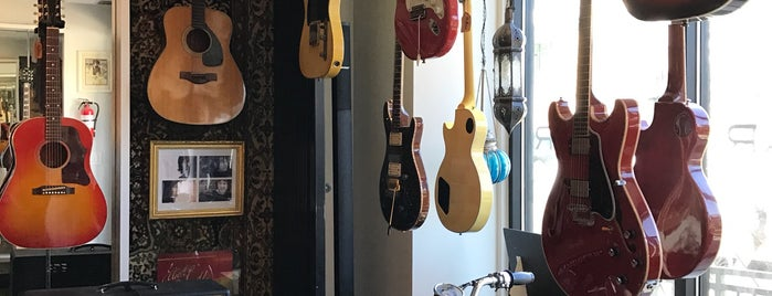 @Mike's Guitar Parlor is one of Bryan's list of awesomeness..