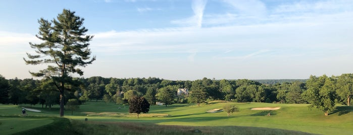 Winchester Country Club is one of Massachusetts.