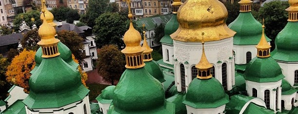 Catedral de Santa Sofia de Kyiv is one of Top photography spots.