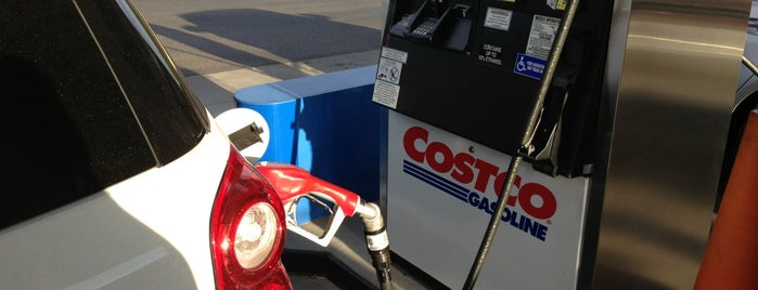 Costco Gasoline is one of Tammyさんのお気に入りスポット.