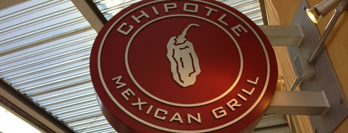 Chipotle Mexican Grill is one of Best places in Arizona state.