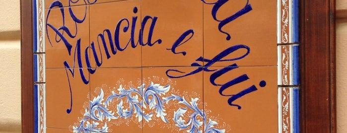 Mancia e Fui Rosticceria is one of Lipari.