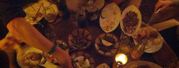 Restaurang Sahara is one of Tempat yang Disukai Mattias.