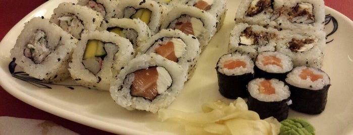 Paulo Pesca Peixaria (Sushi Na Barra Do Rio) is one of Patyさんのお気に入りスポット.
