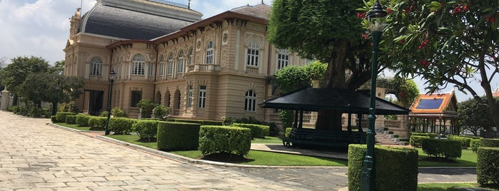 Borom Phiman Mansion is one of Around Bangkok | ตะลอนทัวร์รอบกรุงฯ.