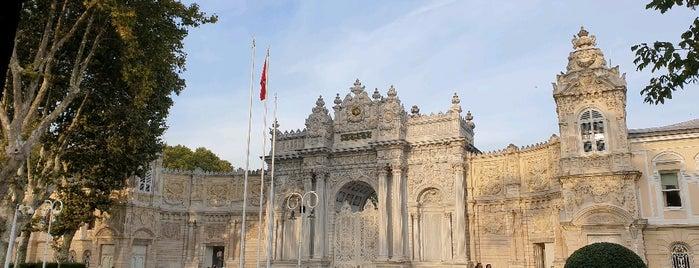 Dolmabahce Hazinekapı is one of Istanbul.