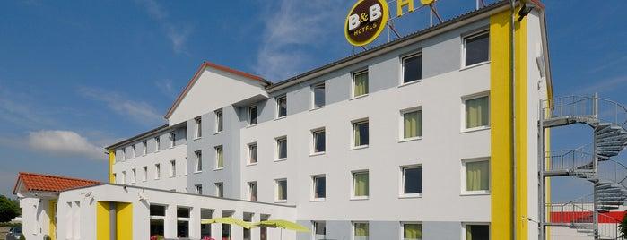 B&B Hotel Köln-Airport is one of Posti salvati di Berker.