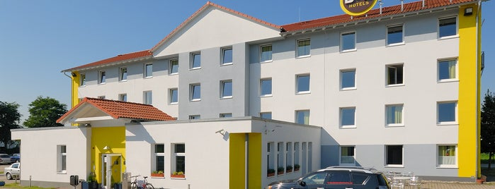 B&B Hotel Freiburg-Nord is one of Hotels I´ve visited.