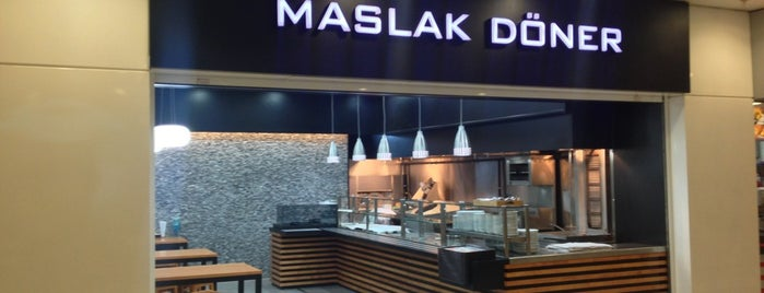 Maslak Döner is one of Yenihayatintadi.com.