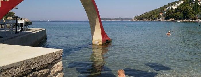 Plaža Uvala Lapad is one of Dubrovnik.