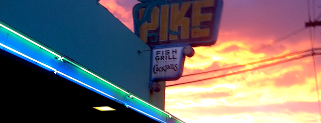 Pike Bar & Fish Grill is one of Thrillist's - 20 Best Bars In Long Beach.