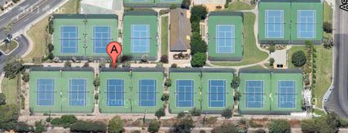 Seal Beach Tennis Center is one of Tennis Courts.