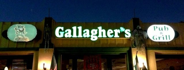 Gallagher's Pub & Grill is one of Thrillist's - 20 Best Bars In Long Beach.