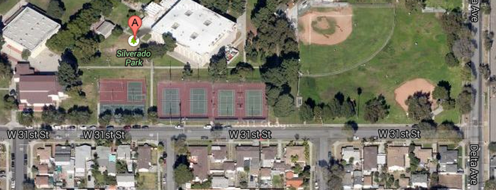 Silverado Park is one of Tennis Courts.