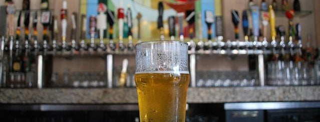 Congregation Ale House is one of Thrillist's - 20 Best Bars In Long Beach.