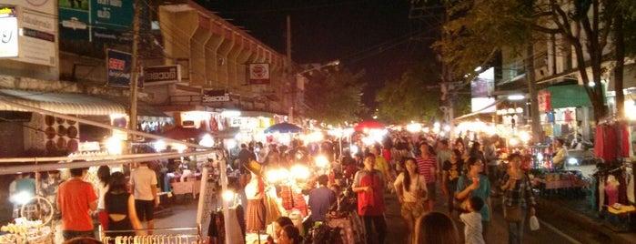 Chiangmai Walking Street is one of CM Spots.
