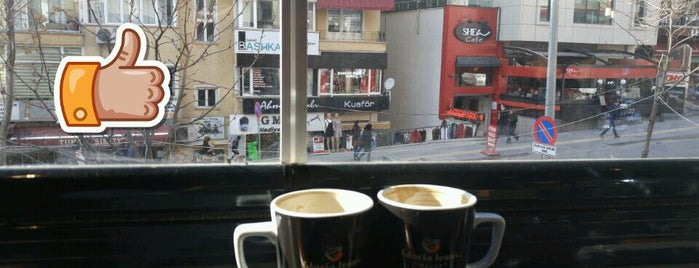 Gloria Jean's Coffees is one of BuRcak : понравившиеся места.