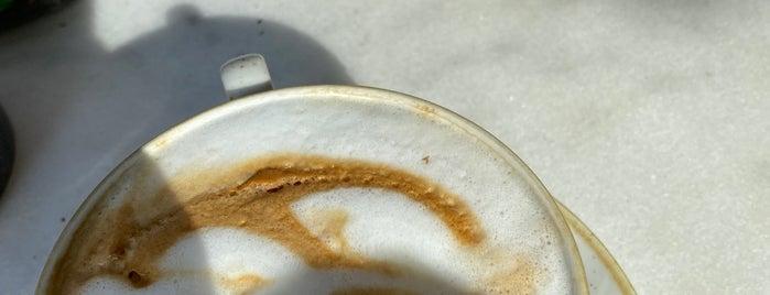 Magado Specialty Coffee is one of Lieux sauvegardés par Ceren.