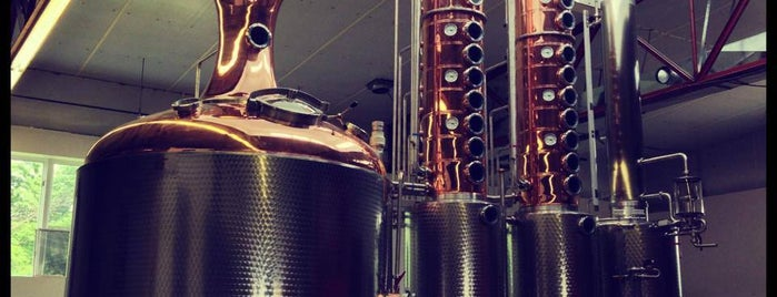 Blaum Bros. Distilling Co. is one of Posti che sono piaciuti a Mark.