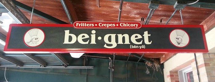 Beignet is one of KC Favorites.