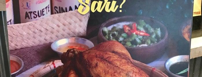 Sari Filipino Chicken Lechon is one of Posti che sono piaciuti a Helen.