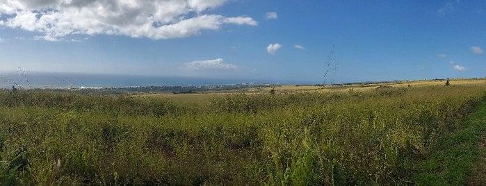 Pu'u O Kila Lookout is one of Hawaii.