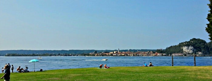 Lungolago di Angera is one of Best of Varese.