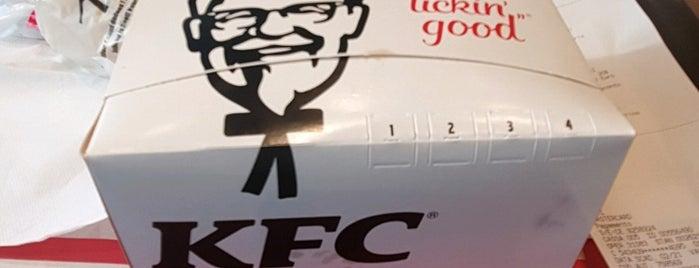 KFC is one of Posti salvati di Gian C..