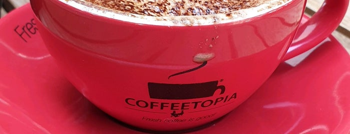 Coffeetopia is one of İstanbul.